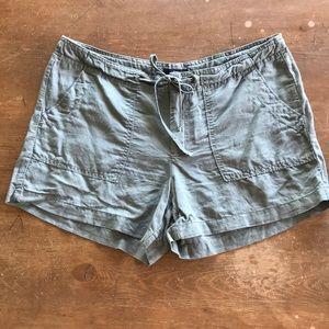 Linen/Cotton Shorts